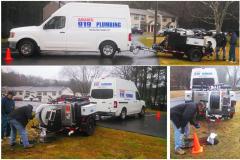 Adams 919 Plumbing - Raleigh, NC - Manhole to Manhole Cleaning
