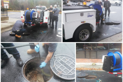 Application - Cleaning a Grease Trap