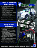 RAMVAC HX Series and AX-4000 - Designed and Built with the Contractor in Mind