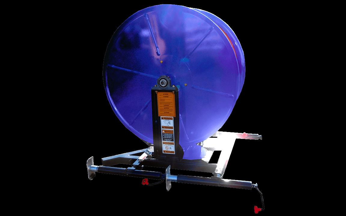 Easement Machine, Model JAJ-600SK