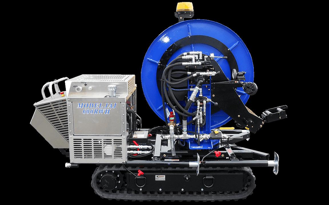 Easement Machine, Model JAJ-600WH