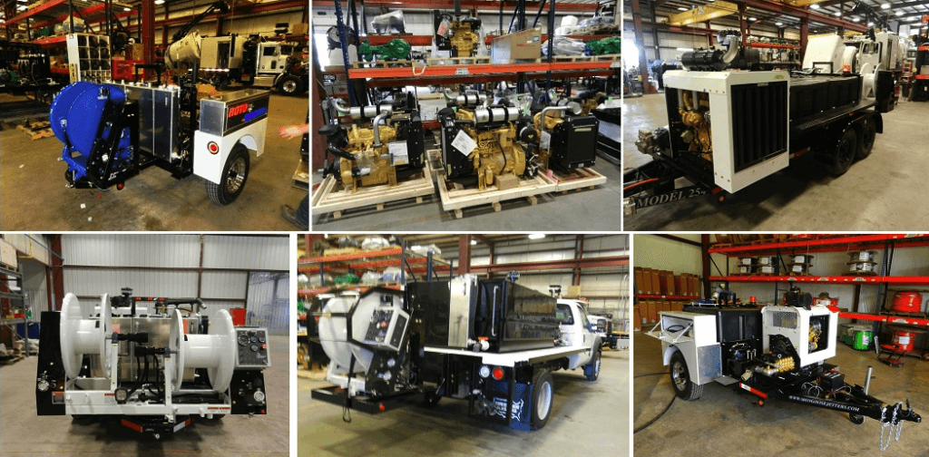 Mongoose Jetter Manufacturing