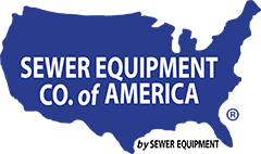 Sewer Equipment Co. of America by Sewer Equipment Logo