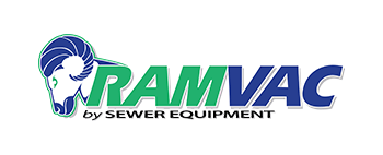 RAMVAC by Sewer Equipment, Logo