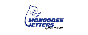 hydro jetter, Mongoose Jetters by Sewer Equipment Logo