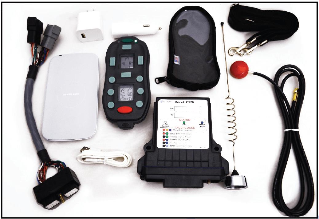 Aarcomm Remote
