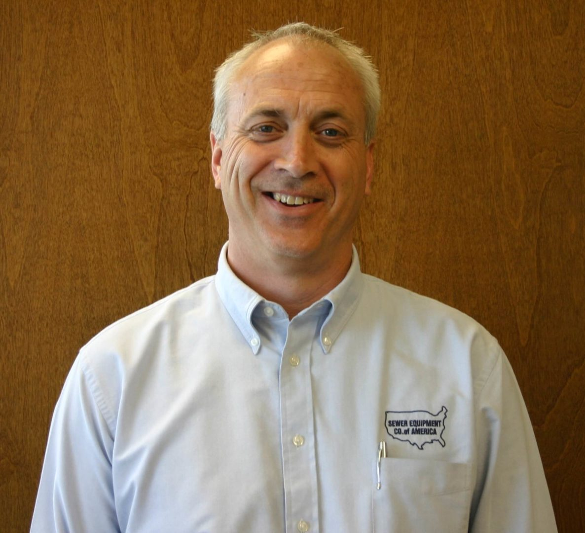 John Wichmann, President of Sewer Equipment
