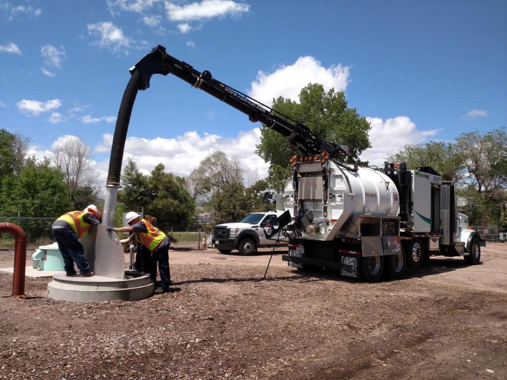 Hydro Excavation Application 2