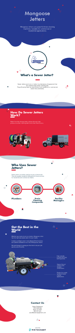 Jetter Infographic, facts about Mongoose Jetters
