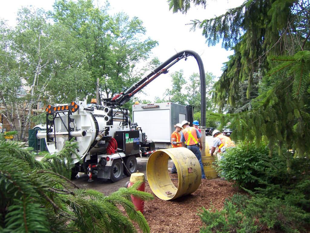 Municipal Catch Basin Cleaning