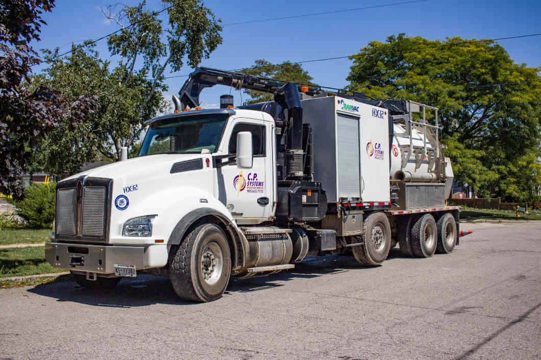 CP systems truck